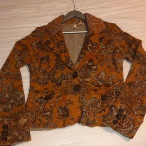 Sweater blazer by Moth